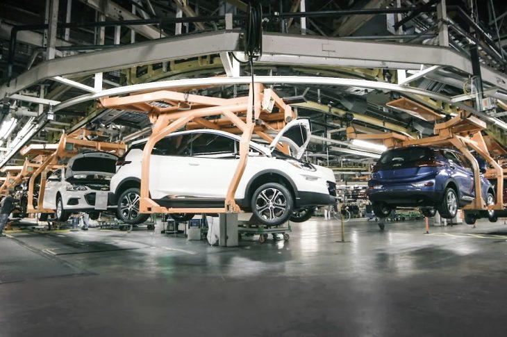 general motors menutup pabrik di amerika utara